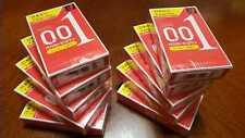 Japón Okamoto Zero un 001 0.01 (L Tamaño) condones 3pcs 1box