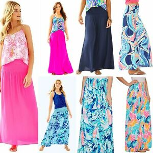 LILLY PULITZER Bohdi Maxi Skirt Size S/XL