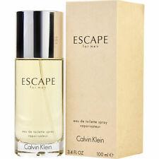 Escape By Calvin Klein Edt Spray 3.4 Oz