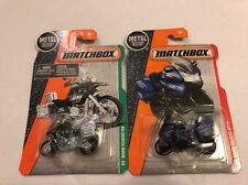 Matchbox - BMW R1200 RT-P & R1200 GS Die-casts