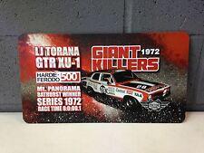 Musclecar Bathurst Winner Giant Killer 1972 display Collectable HD Tin Sign