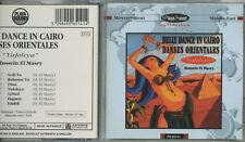 "Hussein El Masry: Belly Dance In Cairo Danses Orientales ""Yafoleya"" - 1994 EU CD"