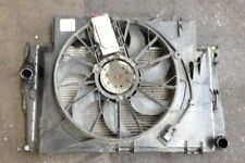 BMW 1 SERIES E87 118D SE 04-11 AIR CON RADIATOR AND FAN PACK 6925693, 7788901 #2