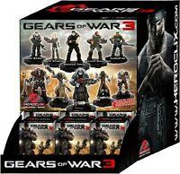 GEARS OF WAR  3  HEROCLIX FIGURES  ...DAMON BAIRD    CHOOSE  NECA / WIZKIDS