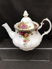 Royal Albert Old Country Rose di medie dimensioni Tea Pot