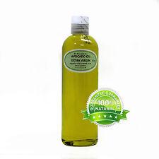 Extra Virgin Avocado Oil Unrefined 2oz 4oz 8 oz-32oz to One gallon Free Shipping