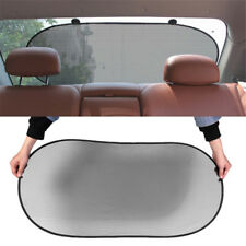 Car Foldable Rear Window Sun Shade Block Visor Folding Auto Windshield Cover