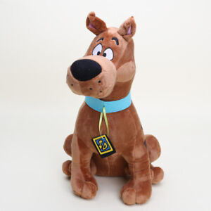 Anime cute cartoon toys Soft Plush Cute Scooby Doo Dog Dolls Stuffed Toy New for