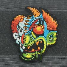 Tactical Outfitters - Patchie the Patch Game Clown PVC Morale Patch