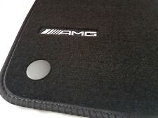 Floor mats mercedes  w211 AMG E300 E350 E500