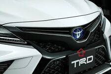 2017 2018 2019 2020 TOYOTA CAMRY 70 GENUINE TRD FRONT BUMPER GARNISH PAINTED JDM