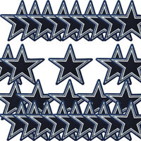 Wholesale Dallas Cowboys Sport Embroidered Iron or Sew on Patches on Coat/Jacket