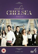 Made in Chelsea Complete Series 4 DVD All Episodes Fourth Season UK Release NEW