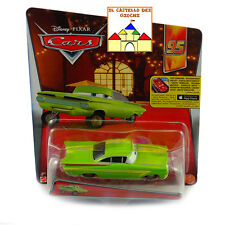 CARS Personaggio RAMONE ARTISTA in Metallo scala 1:55 by Mattel Disney Pixar