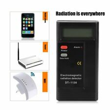 Digital LCD Electromagnetic Radiation Detector EMF Meter Dosimeter Tester AZ