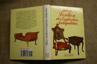 Sammlerbuch alte Englische Möbel & Hausrat, 18.Jh, Design, Antiquitäten, England