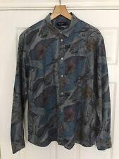 Men's Paul Smith Floral Shirt Size Large