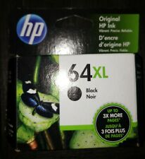 HP 64XL Black Original Ink Cartridge, High Yield **NEW IN BOX**