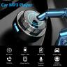 Wireless FM Transmitter Bluetooth 5.0 Car MP3 Player Handsfree Kit Radio Adapter