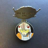 Star Wars Weekend 2015 Annual Passholder Luke Skywalker X-Wing Disney Pin 109123