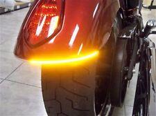Victory Vegas LED Under the Fender Turn Signal Light Bar Kit - Smoked Lens