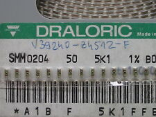 100 resistencia 150 kOhm mf0204 metal película resistors 150k 0,4w tk50 1/% 054907