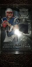 2014 TOTALLY CERTIFIED JIMMY GAROPPOLO RC ROOKIE ROLL CALL RELIC