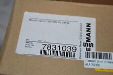 VIESSMANN 7831039 REGELUNG VGC06-B02.09 24 KW PRINT VITODENS 100 WBLA NEU