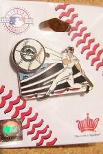 Florida Marlins moving baseball slider pin