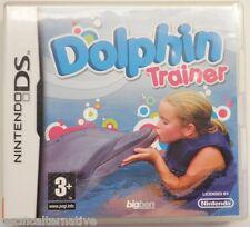 OCCASION complet jeu DOLPHIN TRAINER nintendo DS francais Dresseur de Dauphins