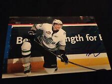 Shea Theodore SIGNED 4x6 photo SEATTLE THUNDERBIRDS / LAS VEGAS GOLDEN KNIGHTS
