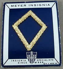 Unknown Country ( South Or Central America ) Shoulder Rank Insignia