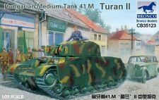 "Bronco 1/35 35123 Hungarian Medium Tank 41.M ""Turan"" II"