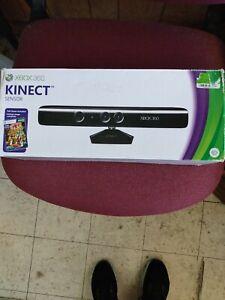 Xbox 360 kinect (boxed)