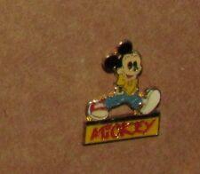 NO2 Disney VINTAGE Pin LE JOURNAL DE MICKEY MOUSE
