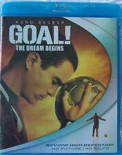 Goal The Dream Begins (Blu-ray Disc, 2006) # 786936724974