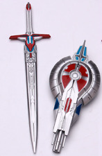 New DR. WU DW-M08 Sword Shield Kit for Transformers Optimus Prime In Stock
