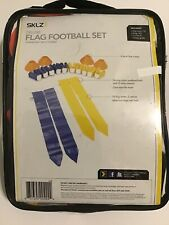 Sklz | 10-Man Flag Football Deluxe Set W/ Flags and Cones -
