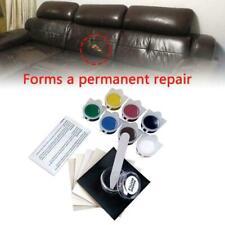 Leather Repair Kit Filler Professional Vinyl DIY Car Sofa Jacket Patch Seat T2F8
