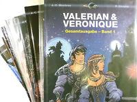 Auswahl = VALERIAN & VERONIQUE Gesamtausgabe # 1 2 3 4 5 6 7 8 ( Carlsen ) NEU
