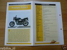 LM35- TRIUMPH TRIDENT INFO MOTORCYCLE,MOTORRAD,MOTORFIETS