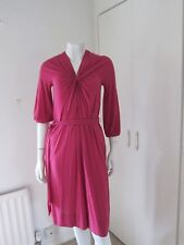 DKNY Donna Karan New York Magenta dress - Size P UK/10  (RRP £225)