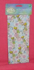 Tinker Bell,Fairie,Party/Treat Bags,Retired,4x9,16 ct.,Wilton,1912-5115,Plastic