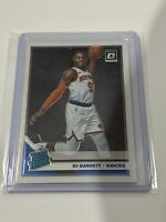 2019-2020 Donruss Optic RJ Barrett Rated Rookie Base Panini #178