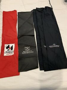 BRAND NEW Scotty Cameron Putter Bags - Japan Only, Gallery Only, Concept X