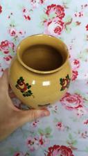 Handmade vintage vase
