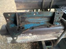 BATTERY TRAY SUPPORT BRACKET - REMOVED FROM FORDSON MAJOR