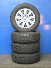 VW Tiguan Kompletträder Winterräder Felgen Winterreifen 215 65 16 S375