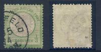 Deutsches Reich 17a gestempelt ME 20 (540060)
