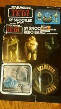 1983 STAR WARS SY SNOOTLES AND THE MAX REBO BAND NIB RETURN OF JEDI ORIGINAL NOS